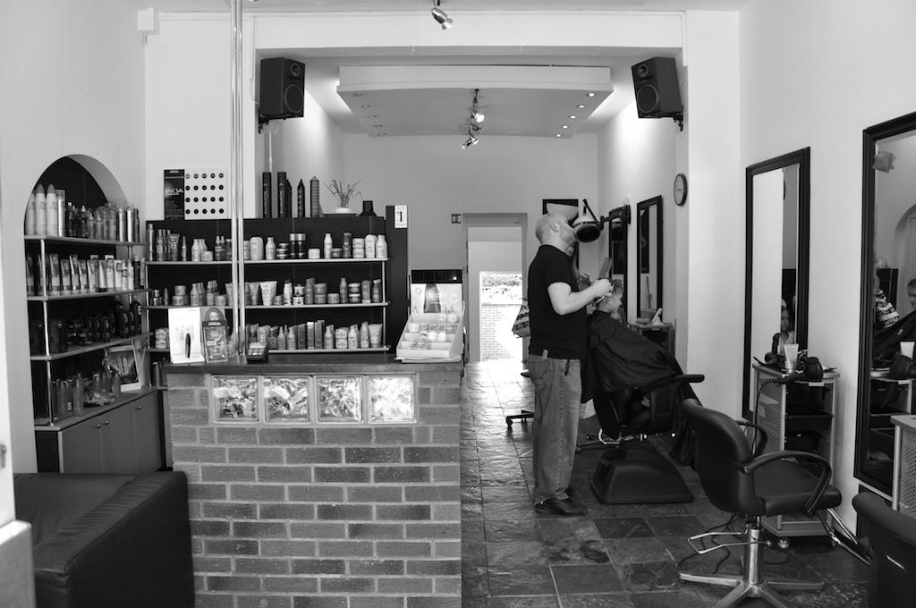 Salon Interior - THE HAIR COMPANY   Salon THC