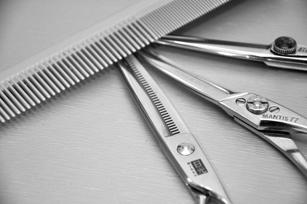 Scissors - The Hair Company 020 8991 1600