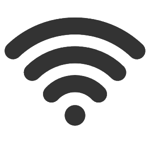 Free Wifi for All of our Clients at the The Hair Company